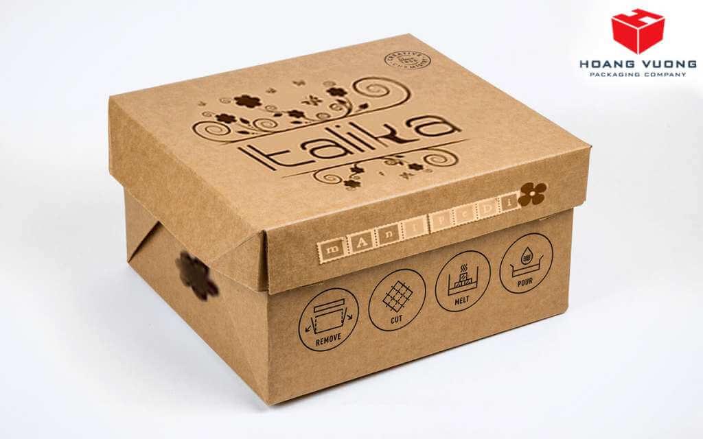hộp giấy chất lượng