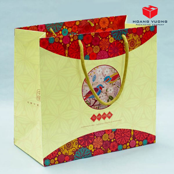 Túi giấy đựng bánh trung thu