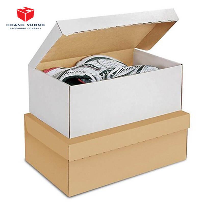 sản xuất hộp carton đựng giày